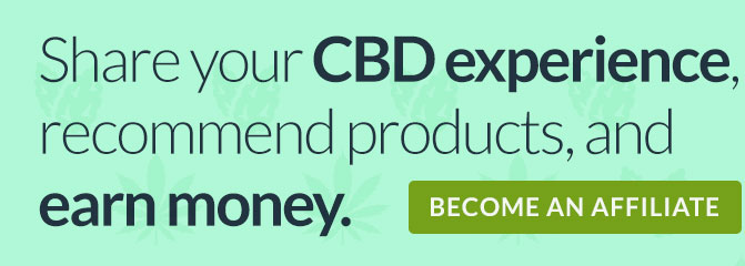CBD Affiliate Program Sign Up