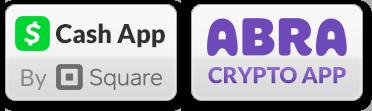CASH APP / ABRA