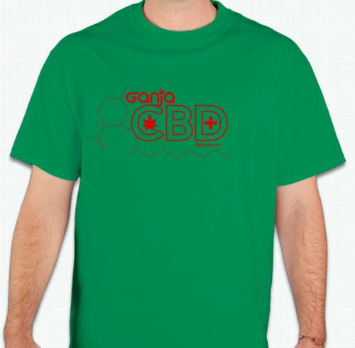 Free CBD T-shirt!
